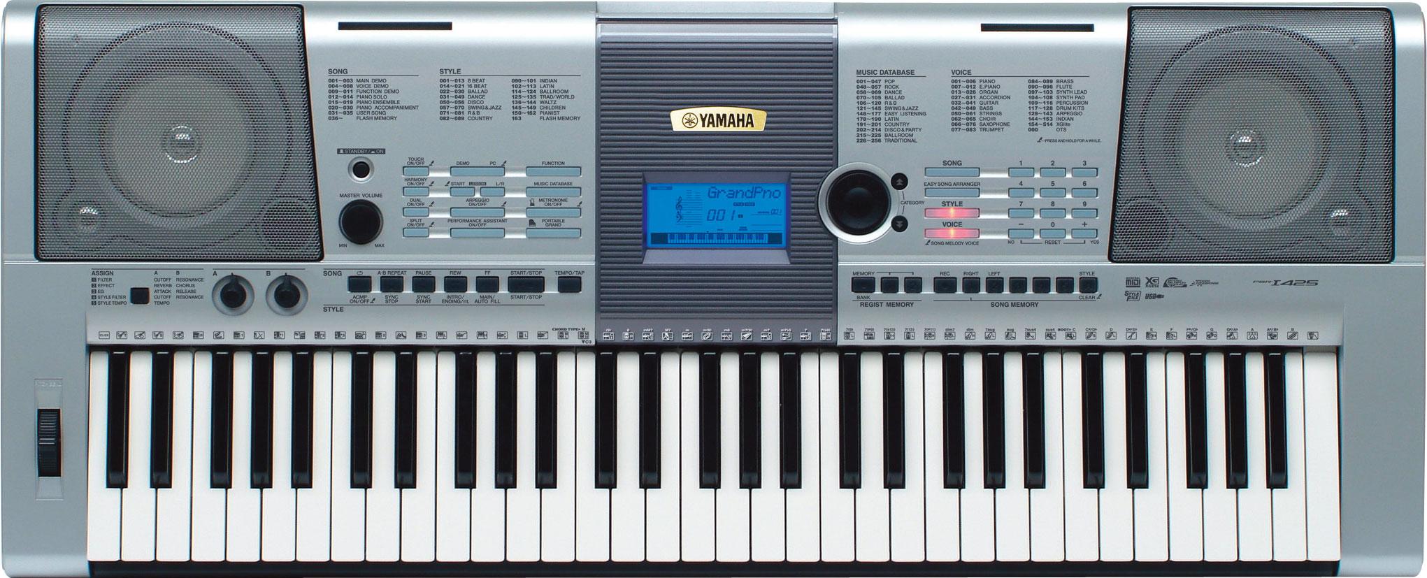 Music m jackson 39 s blog for Yamaha psr s