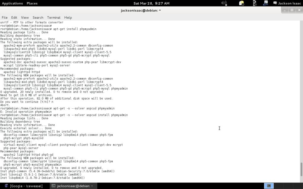 apt-cudf on Debian