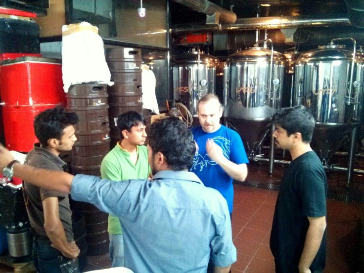 Brewing lessons from Sirko