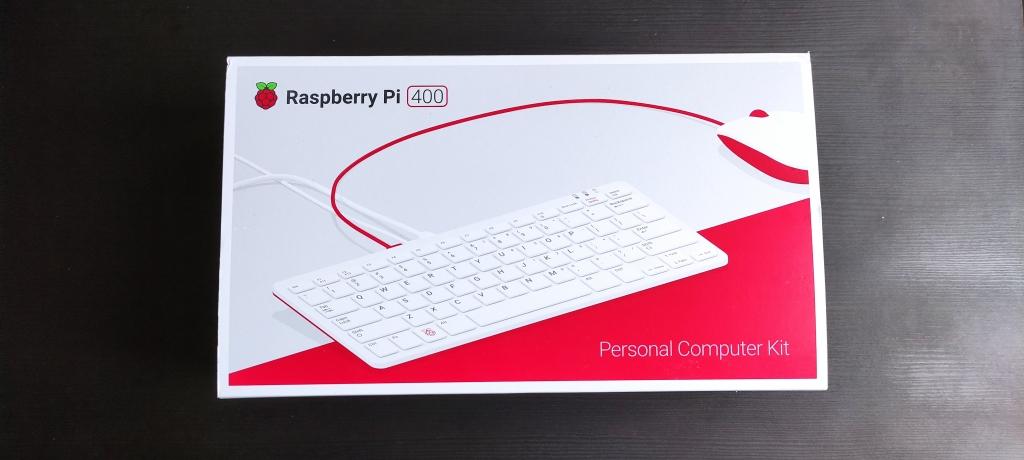 Raspberry Pi 400 Kit